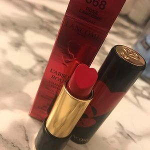 Lancome L'absolu Rouge lipstick Valentines Edition
